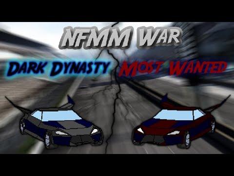 [NFMM War] Dark Dynasty vs. Most Wanted
