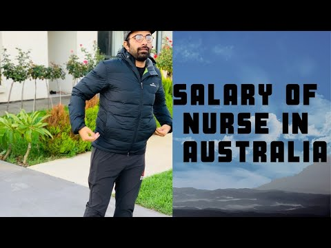 Salary Of A Nurse In Australia ? | Indian Nurse In Australia With Paras | Feat. Khasa Aala Chahar
