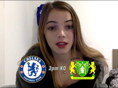 MATCH PREVIEW // CHELSEA WOMEN V YEOVIL TOWN // WITH @JEANNELOLLICHON