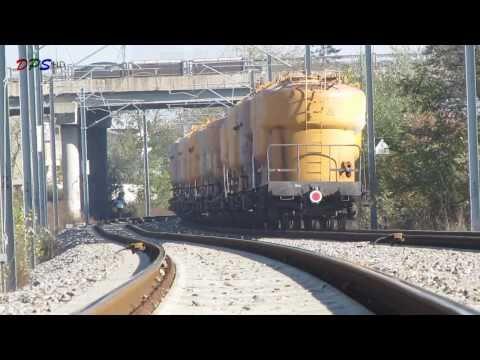 Trenuri coridorul 4 magistrala 800 part 4