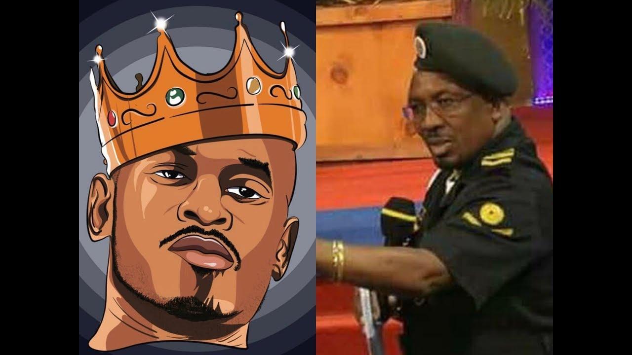 Image result for king kaka and pastor ng'ang'a
