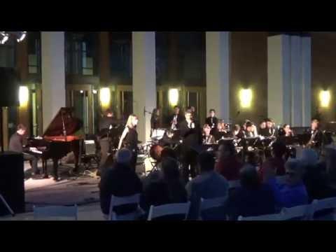 Agoura High School Studio Jazz Band @ Westlake Civic May 20, 2016