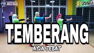 Zumba Temberang by Ayda Jebat with Zin Nurul