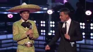 "Alan Ponce canta ""El Triste"" en ""La Voz Kids"""