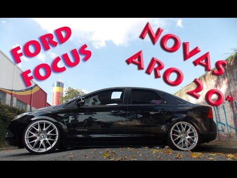 Ford Focus Novas Rodas 20