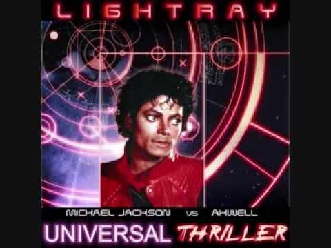 Michael Jackson vs. Axwell - Universal Thriller (Lightray Mashup)