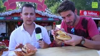 Hamburgereket kóstoltunk a Sziget fesztiválon | Mindmegette.hu