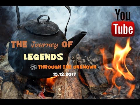 Movie: The Journey of Legends - Through The Unknown