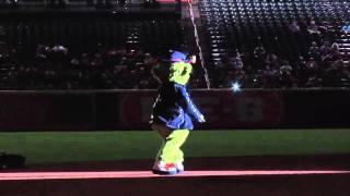ORBIT Michael Jackson dance