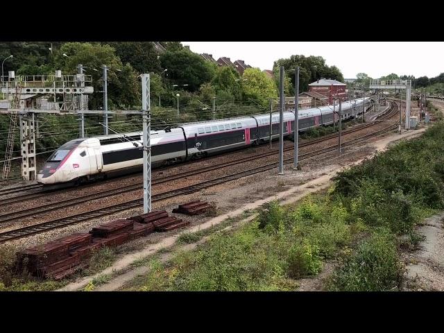 TGV duplex rame 217