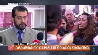 Caso Ámbar: Ministerio Público pide presidio perpetuo calificado para culpable