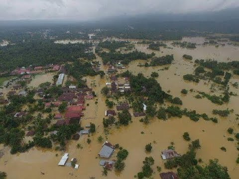 SEVERE FLOODING IN INDONESIA! The Two Preachers, End Times Signs, 3/10/18