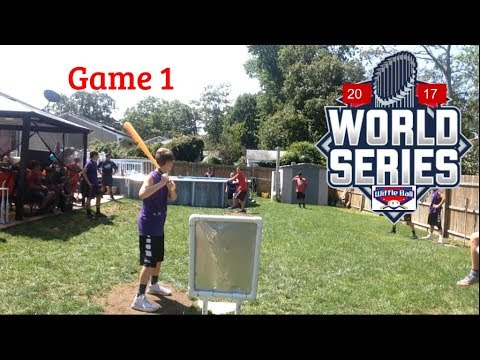 2017 World Series Game 1 | OAWL Wiffle Ball