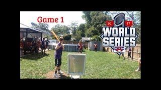 2017 World Series Game 1 | OAWL Wiffle Ball