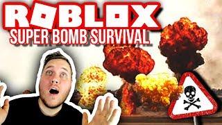 RAINING BOMBS! 💣:: Vercinger in Dansk Roblox Super Bomb Survival