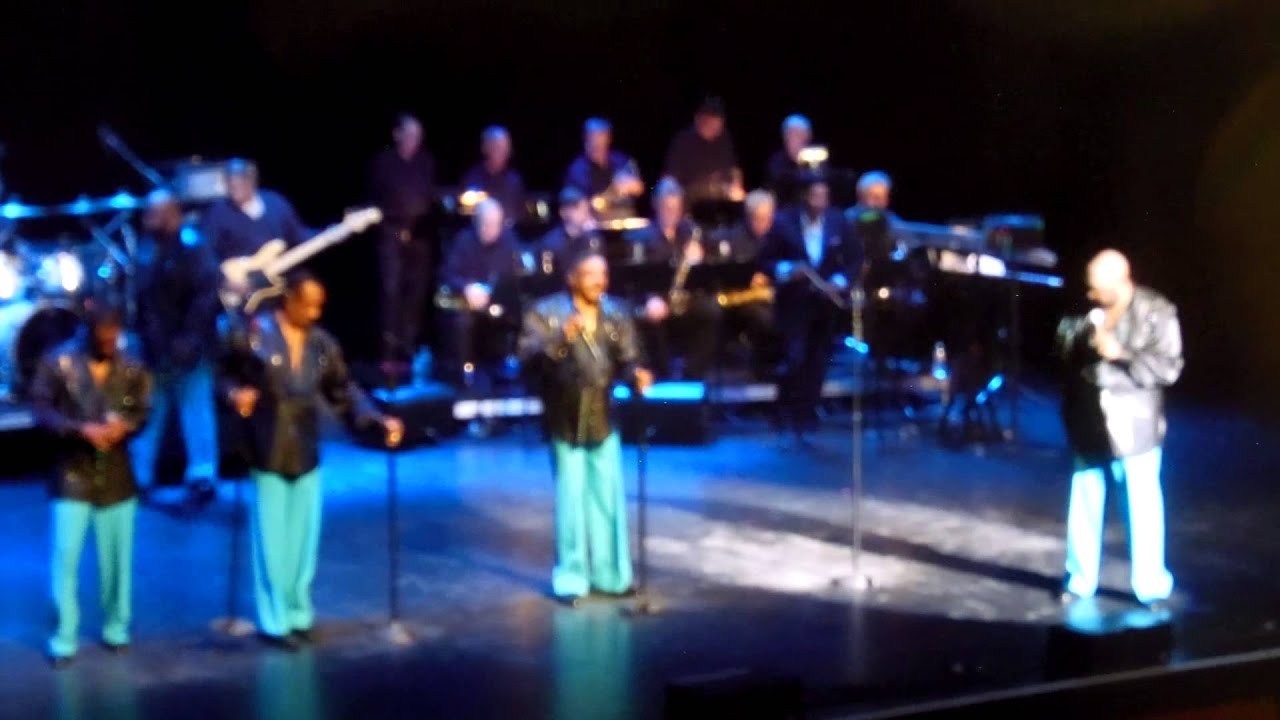 The Temptations Pikes Peak Center Colorado Springs 9 17 14 4