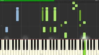 Craig David - I Know You ft Bastille - Piano Tutorial (Sheets)