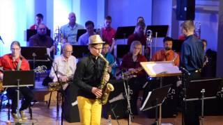 Savonlinna Big Band & Teemu Takanen - Taivas on sininen ja valkoinen