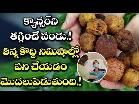 WOW! Blushwood Fruit Can Reduce CANCER  కాన్సర్ ని తగ్గిచే మందు!  Blushwood Berry  VTube Telugu
