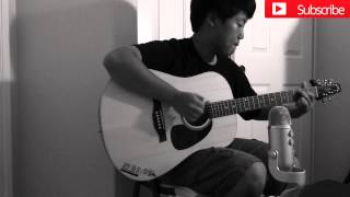 (Frozen OST) Let It Go - Fingerstyle cover WITH TABS (Sungha Jung Ver.)