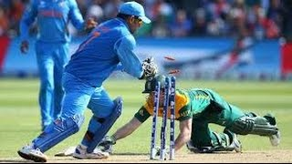 india vs south africa 1st t20 match wickets highlights from dharamsala 2015