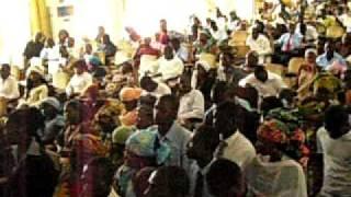 Himself Took Our Infirmities, The Christian Chapel Adamawa State university Mubi, Nigeria
