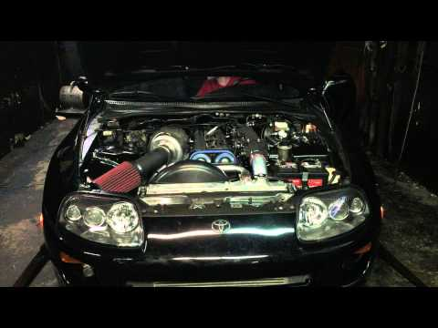 Repeat Lexus sc300 2jzgte s366 first start up by Chris