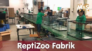 Made in China | ReptiZoo Fabrik Kontrolle | Reptil TV
