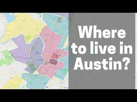 Where To Live In Austin