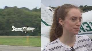 17-Year-Old Flies Again After Crash Landing During First Solo Flight
