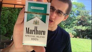 NickTheSmoker - Marlboro Special Blend Menthol 100