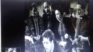Actor, Don Ameche explains sound as Alexander Graham Bell