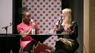 A conversation with Chimamanda Ngozi Adichie