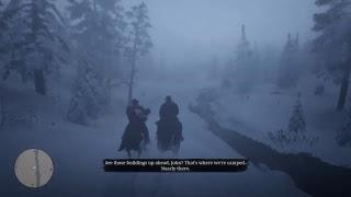 Red Dead Redemption 2 Playthrough Part 1
