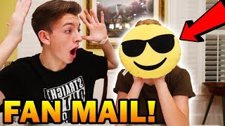 FAN MAIL OPENING W/ SPECIAL GUEST! HARAMBE, MONEY & MORE?!?! (P.O. Box Opening #3)
