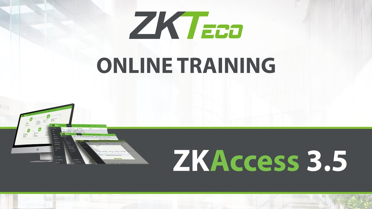 zkaccess 3.5 français