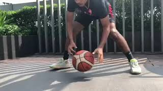 Top Flight Home Workouts-Speed Dribbling, the tap series.