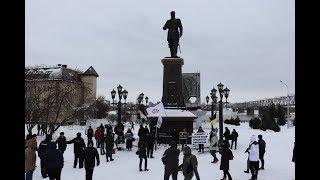 Русский марш 2018  4 ноября Новосибирск
