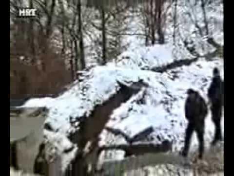 Neprobojne crte HVO-a u srednjoj Bosni