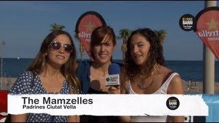 CorreBarri 2013 - Ciutat Vella (The Mamzelles)