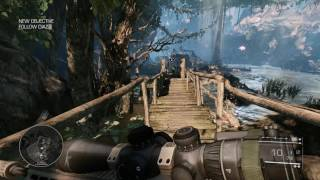 Sniper: Ghost Warrior 2 Act 1