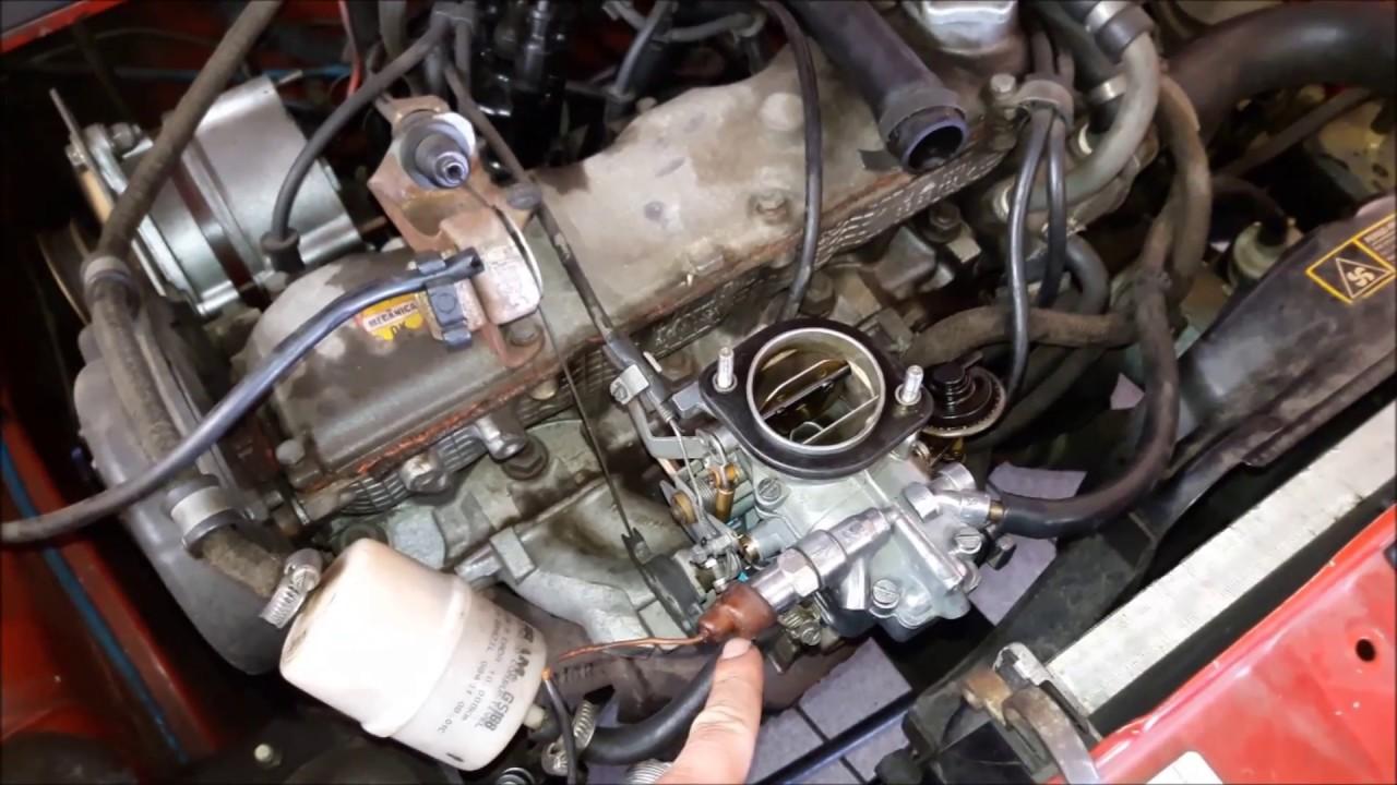 Limpeza do carburador do  Uno - DR Auto Mecânica