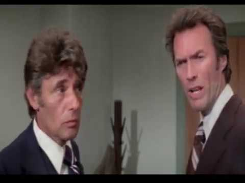 The Enforcer 1976 - Best Dirty Harry moments - Clint Eastwood