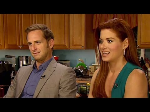 Debra Messing & Josh Lucas : Mysteries of Laura  TODAY