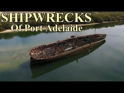 Shipwrecks Of Port Adelaide