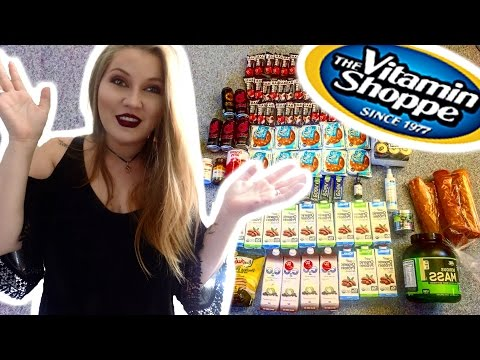Vitamin Shoppe Dumpster Dive and MORE