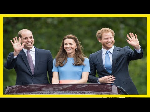 Breaking News   Prince william, kate middleton, prince harry find first royal hashtag