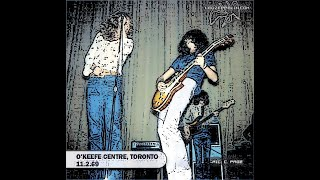 Led Zeppelin - Toronto 1969
