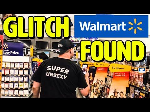 Walmart GLITCH Found! - Scan At The End