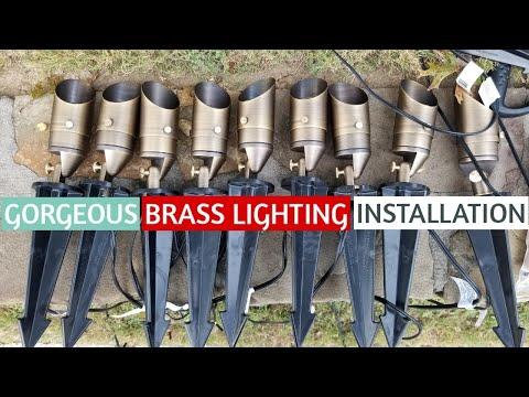volt landscape lighting kit landscape
